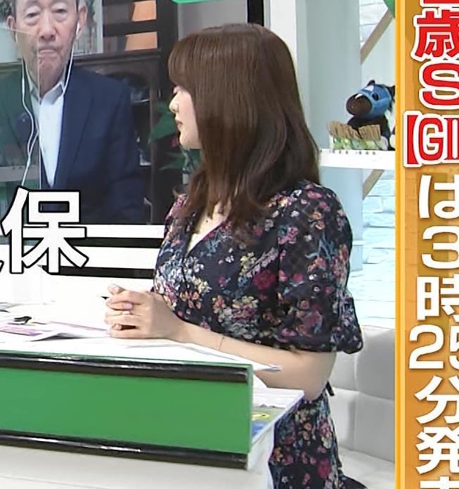 森香澄アナ 「ウイニング競馬」 キャプ・エロ画像7