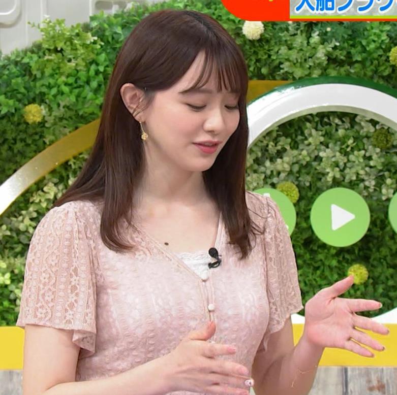 森香澄アナ エロかわいい系女子アナキャプ・エロ画像