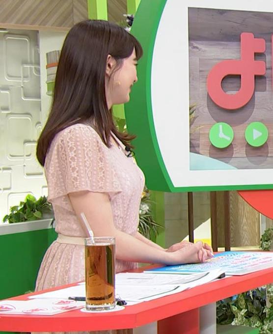 森香澄アナ エロかわいい系女子アナキャプ・エロ画像2
