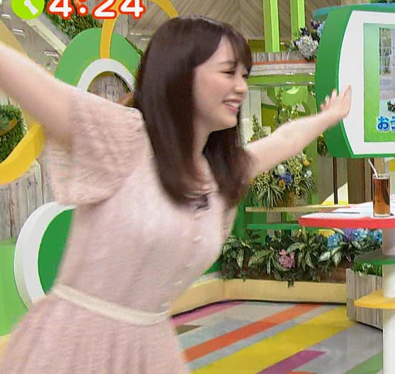 森香澄アナ エロかわいい系女子アナキャプ・エロ画像11