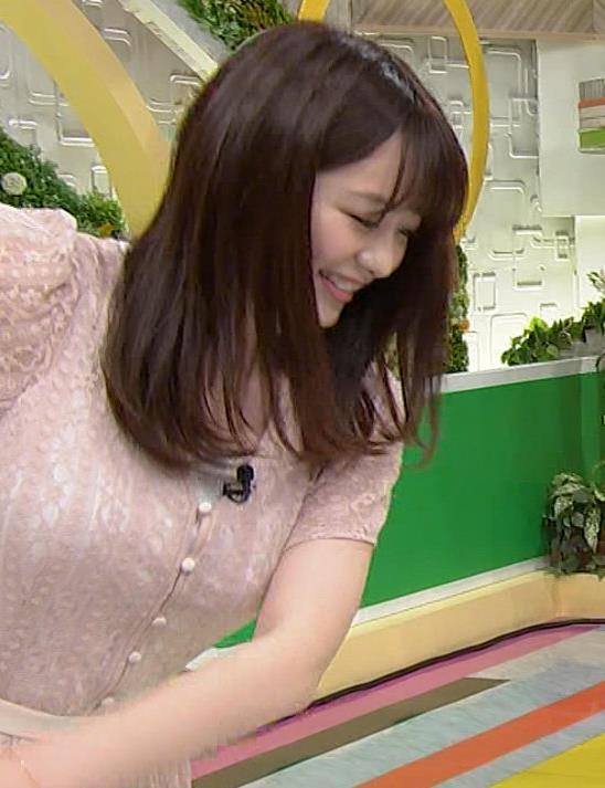 森香澄アナ エロかわいい系女子アナキャプ・エロ画像12
