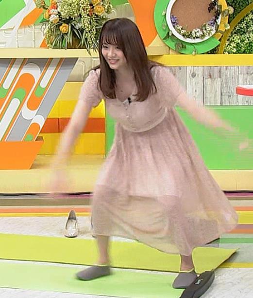 森香澄アナ エロかわいい系女子アナキャプ・エロ画像13