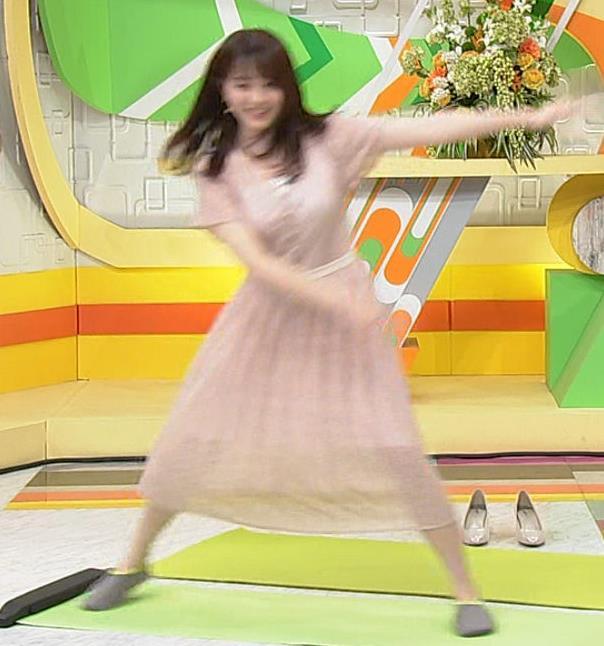 森香澄アナ エロかわいい系女子アナキャプ・エロ画像14