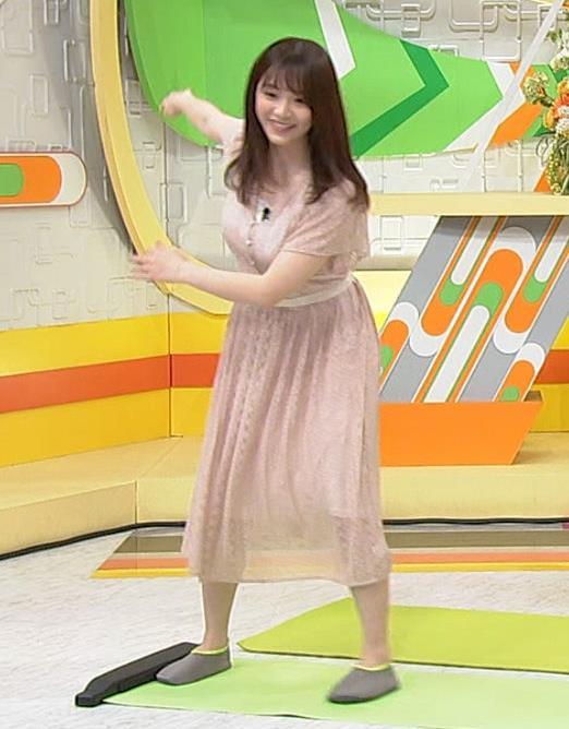 森香澄アナ エロかわいい系女子アナキャプ・エロ画像15