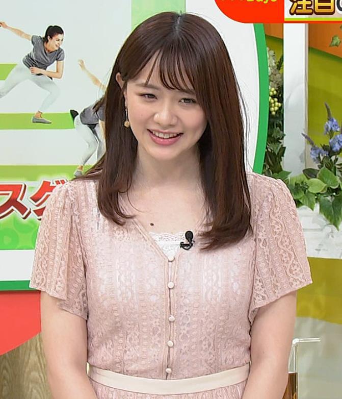森香澄アナ エロかわいい系女子アナキャプ・エロ画像4