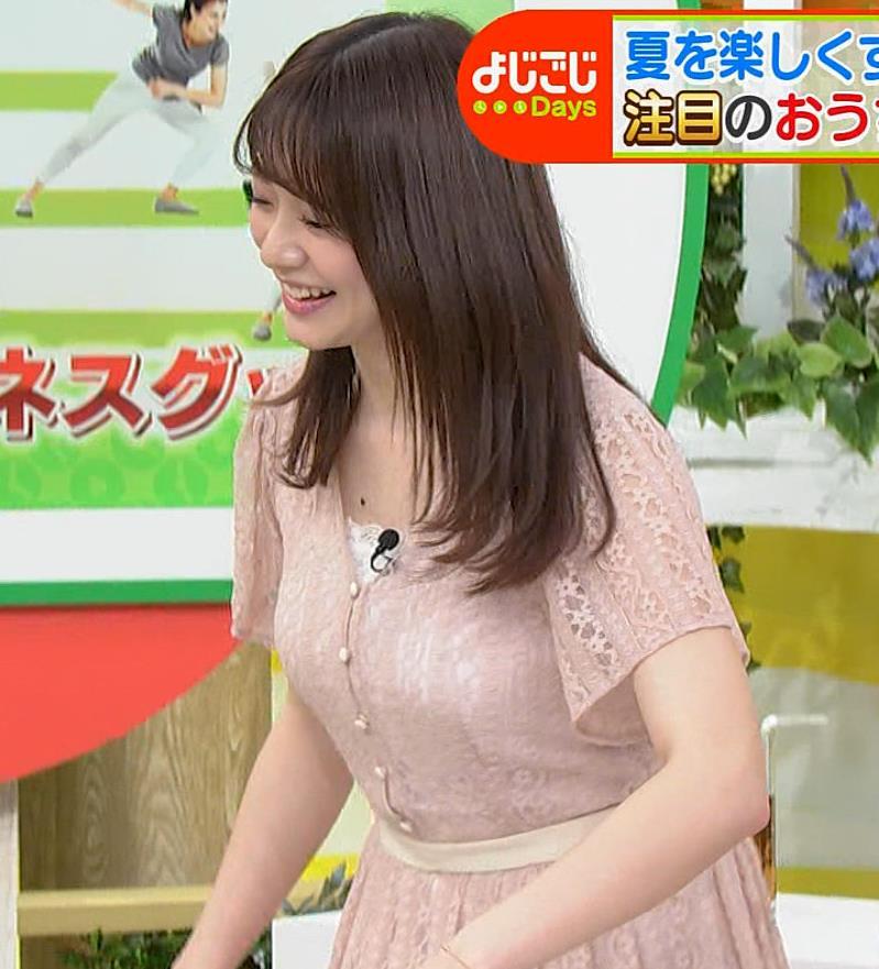 森香澄アナ エロかわいい系女子アナキャプ・エロ画像6