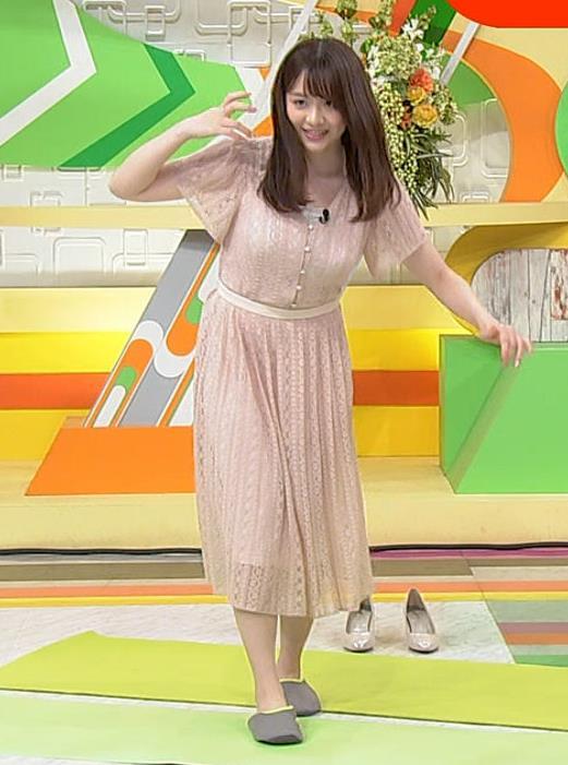 森香澄アナ エロかわいい系女子アナキャプ・エロ画像8