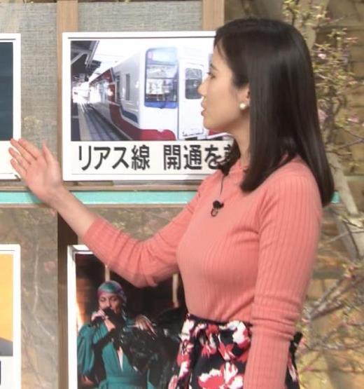 森川夕貴アナ 太った?巨乳が目立つキャプ画像(エロ・アイコラ画像)