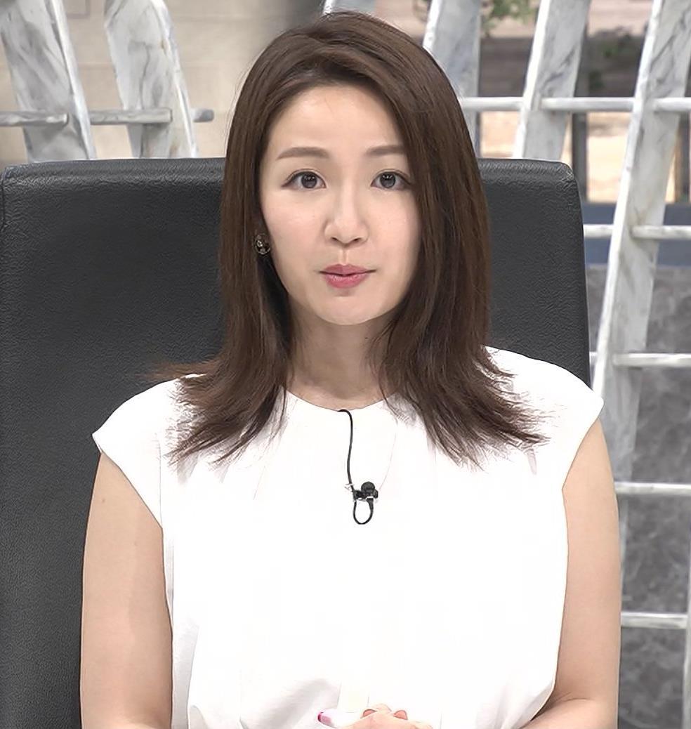 長野美郷 ノースリーブ、白い腕キャプ・エロ画像3