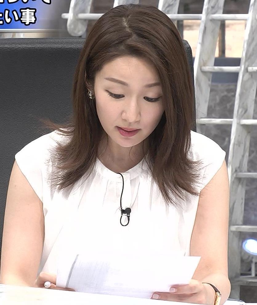 長野美郷 ノースリーブ、白い腕キャプ・エロ画像5