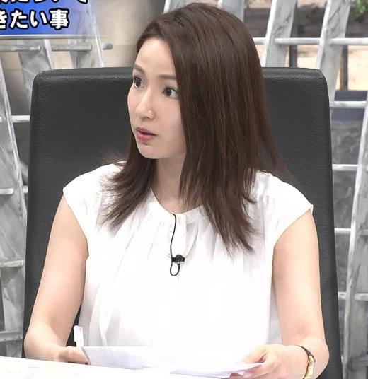 長野美郷 ノースリーブ、白い腕キャプ画像(エロ・アイコラ画像)