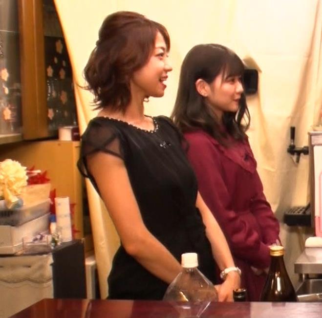 中村静香 「スナック胸キュン1000%」キャプ・エロ画像2
