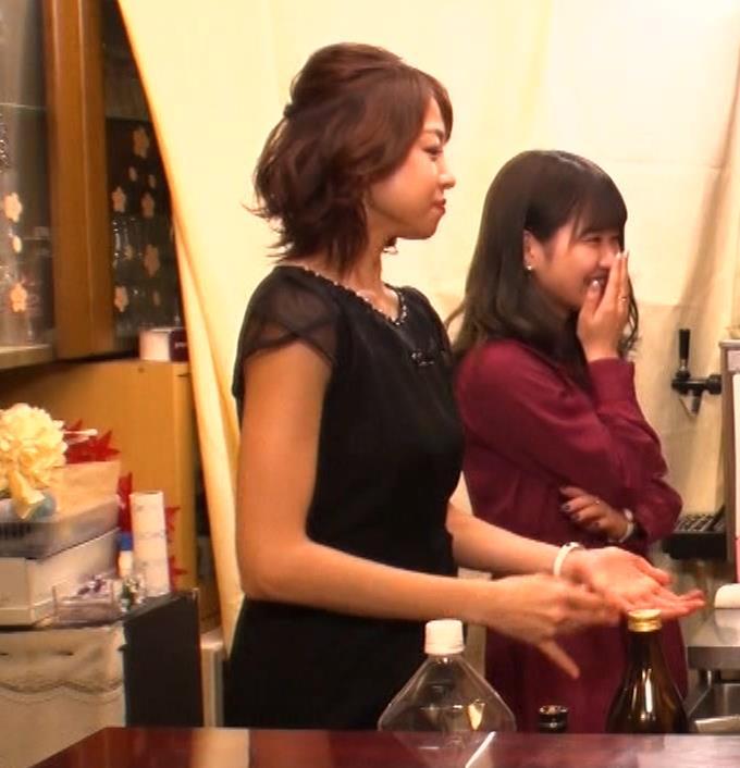 中村静香 「スナック胸キュン1000%」キャプ・エロ画像4