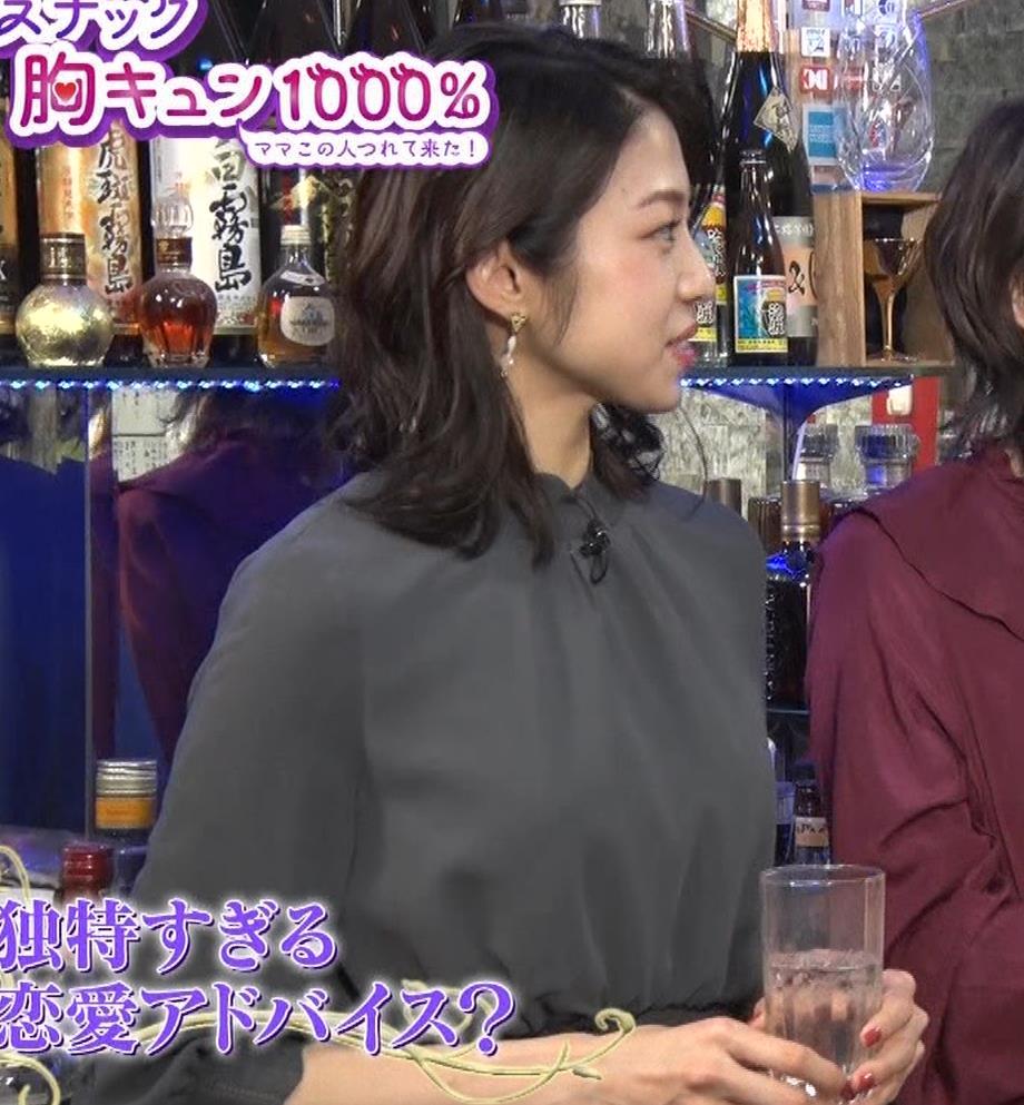 中村静香 「スナック胸キュン1000%」キャプ・エロ画像9