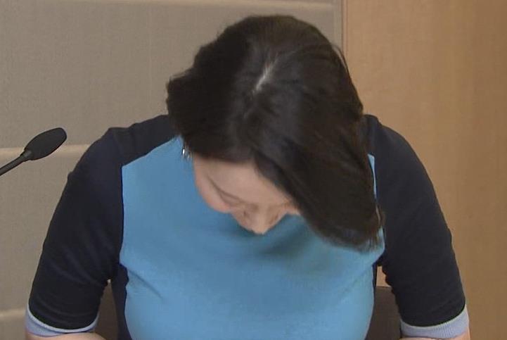 小川彩佳 おっぱいエロキャプ・エロ画像5