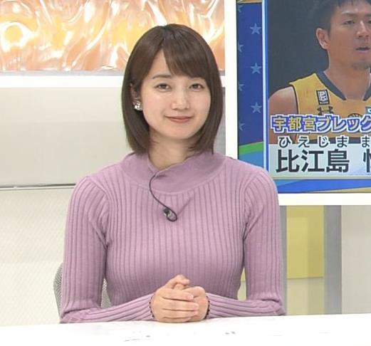 小野綾香 ニットおっぱいキャプ・エロ画像4