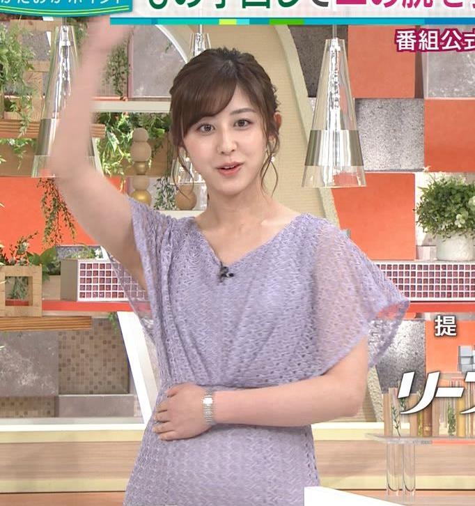 斎藤ちはるアナ エロいワキちらキャプ・エロ画像3