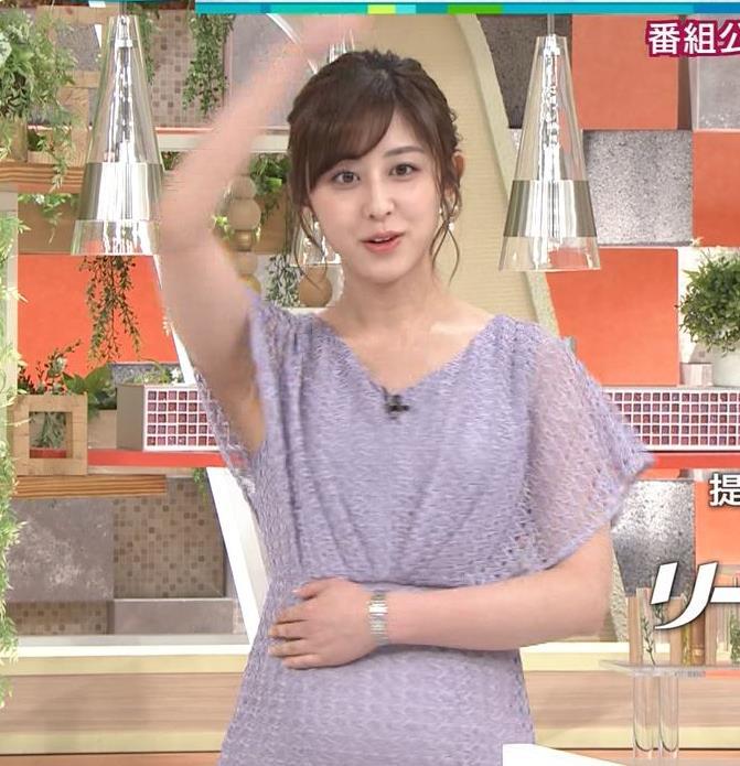 斎藤ちはるアナ エロいワキちらキャプ・エロ画像4