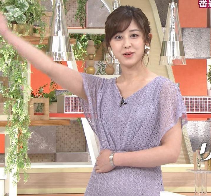 斎藤ちはるアナ エロいワキちらキャプ・エロ画像5