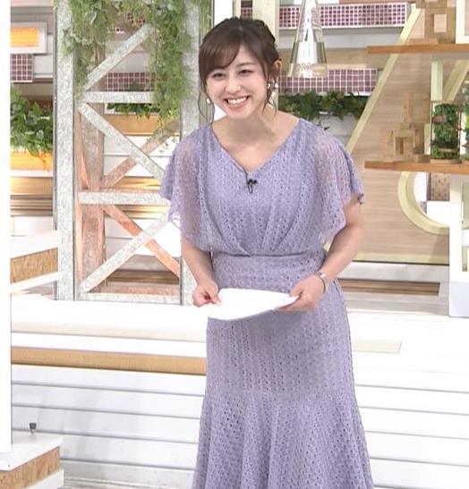 斎藤ちはるアナ エロいワキちらキャプ・エロ画像7