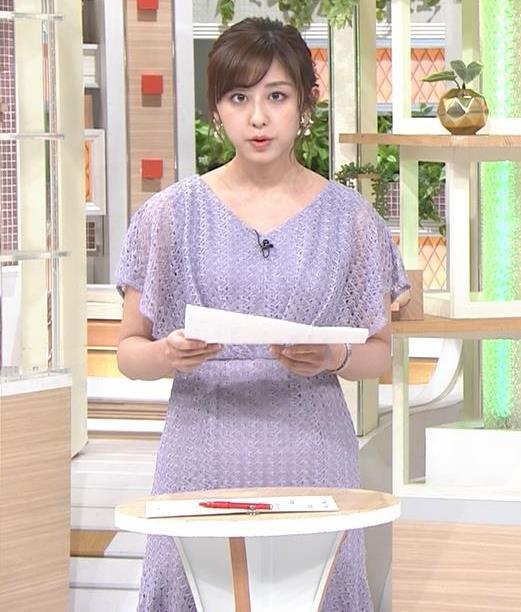 斎藤ちはるアナ エロいワキちらキャプ・エロ画像8