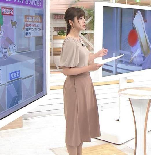 斎藤ちはるアナ おっぱいがエロい衣装キャプ・エロ画像11