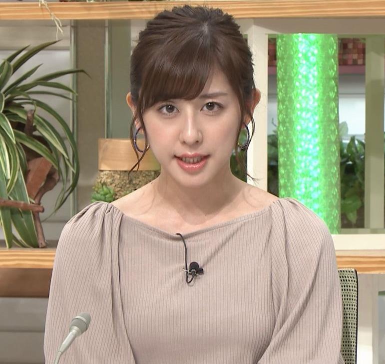斎藤ちはるアナ おっぱいがエロい衣装キャプ・エロ画像4
