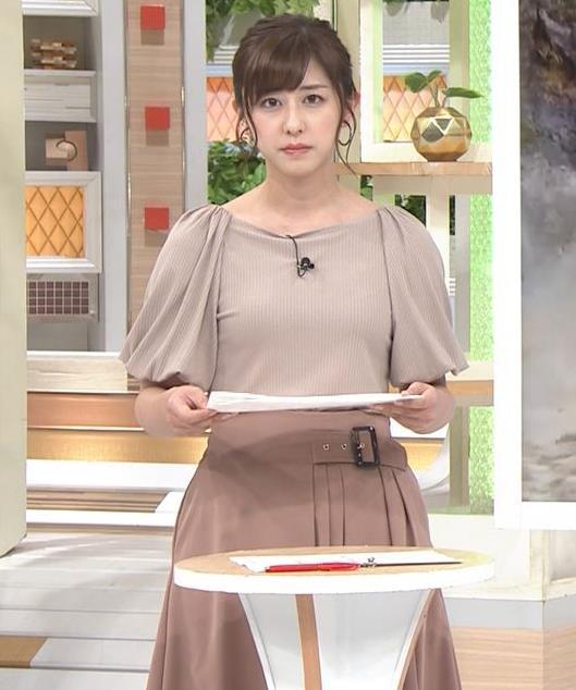 斎藤ちはるアナ おっぱいがエロい衣装キャプ・エロ画像7