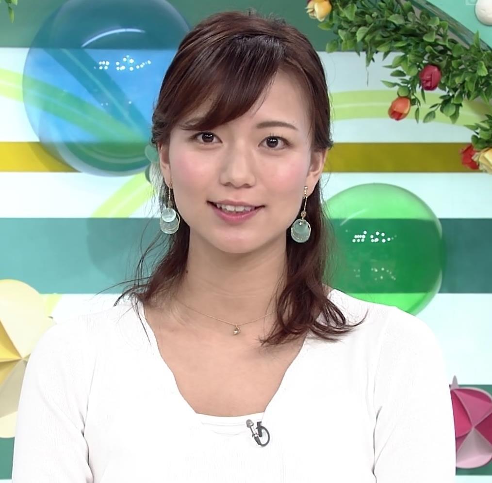 斎藤真美アナ ちょっと横乳キャプ・エロ画像11