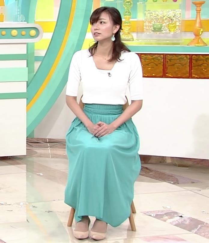 斎藤真美アナ ちょっと横乳キャプ・エロ画像5