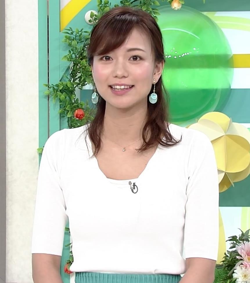 斎藤真美アナ ちょっと横乳キャプ・エロ画像8