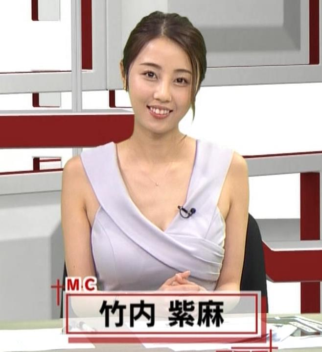 竹内紫麻 エロエロなドレスキャプ・エロ画像
