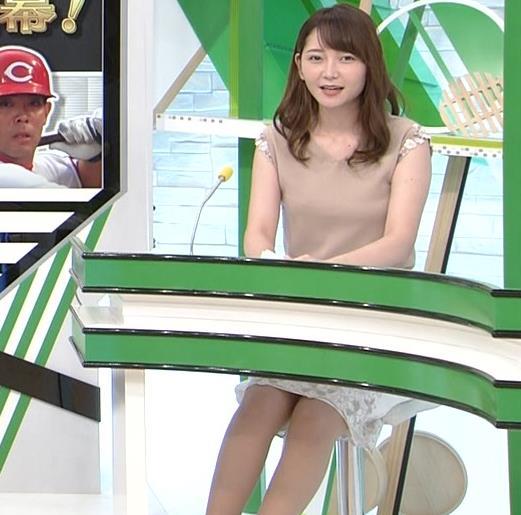 竹﨑由佳アナ  「追跡LIVE! SPORTSウォッチャー」 キャプ・エロ画像2