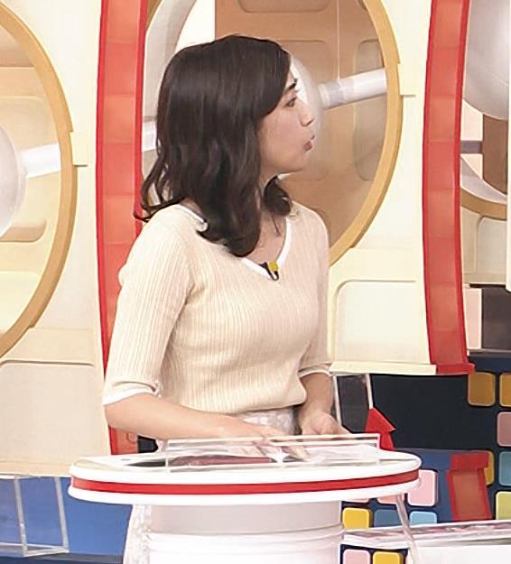 田村真子アナ エロいニット横乳キャプ・エロ画像3