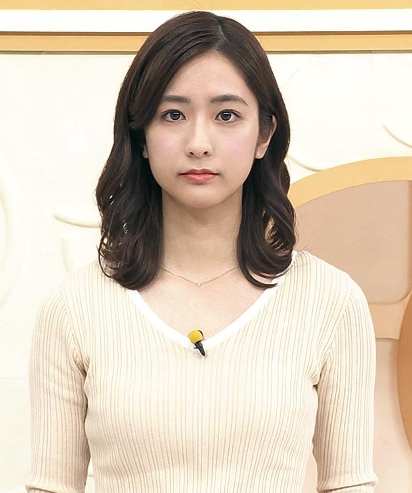 田村真子アナ エロいニット横乳キャプ・エロ画像5