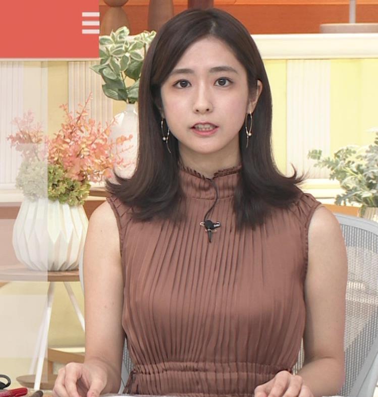 田村真子アナ セクシーなワンピースキャプ・エロ画像5