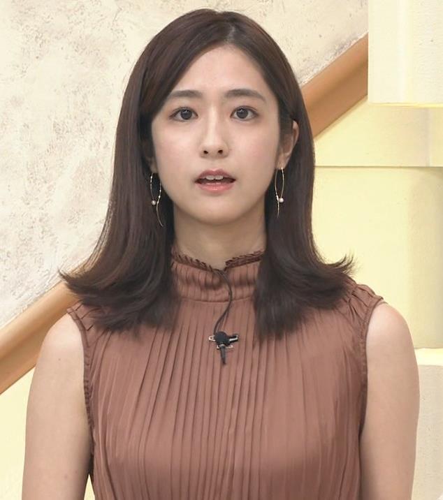 田村真子アナ セクシーなワンピースキャプ・エロ画像6