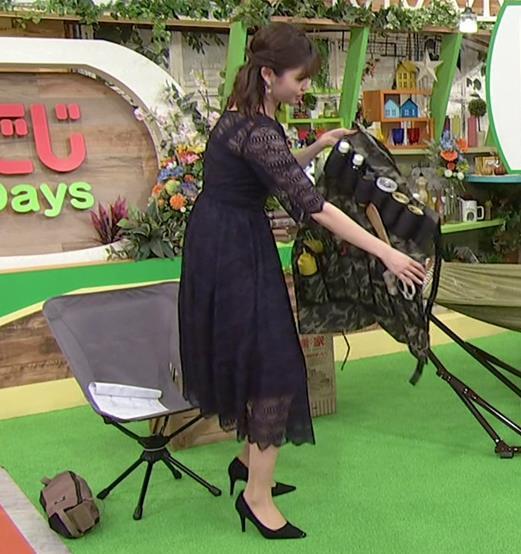 田中瞳アナ かわいい横乳キャプ・エロ画像7
