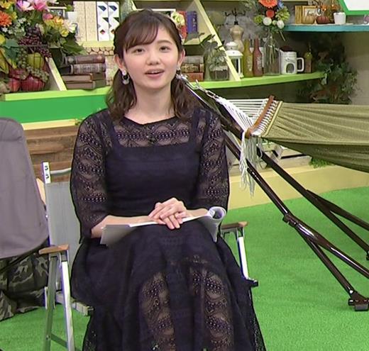 田中瞳アナ かわいい横乳キャプ・エロ画像10