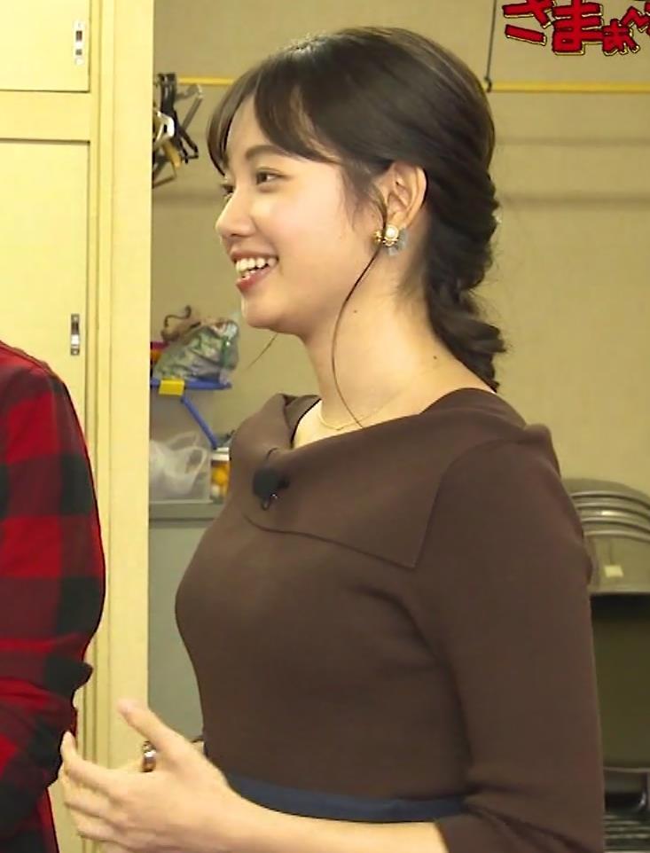 田中瞳アナ かわいいのにおっぱいがデカいキャプ・エロ画像8