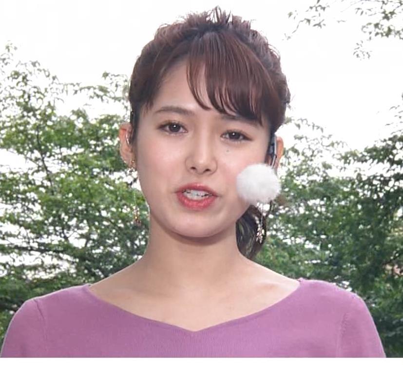 谷尻萌 めざましどようび天気担当キャプ・エロ画像4