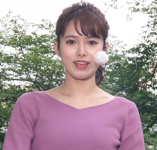 谷尻萌 めざましどようび天気担当キャプ画像(エロ・アイコラ画像)
