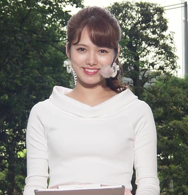 谷尻萌 エロかわいい胸のふくらみキャプ・エロ画像3