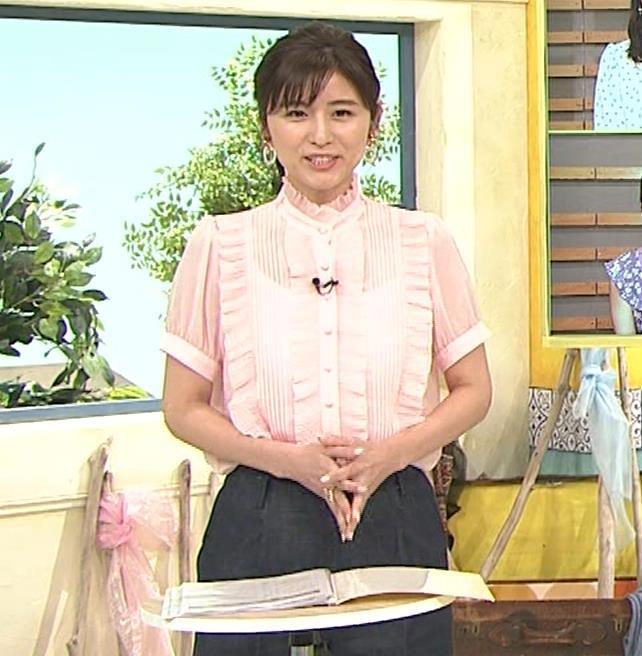 宇賀なつみ ポニーテールキャプ・エロ画像3