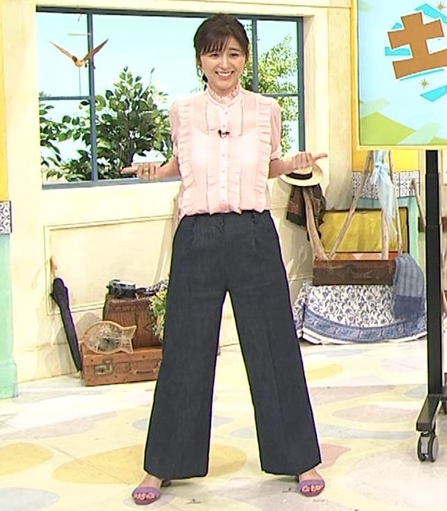 宇賀なつみ ポニーテールキャプ・エロ画像5