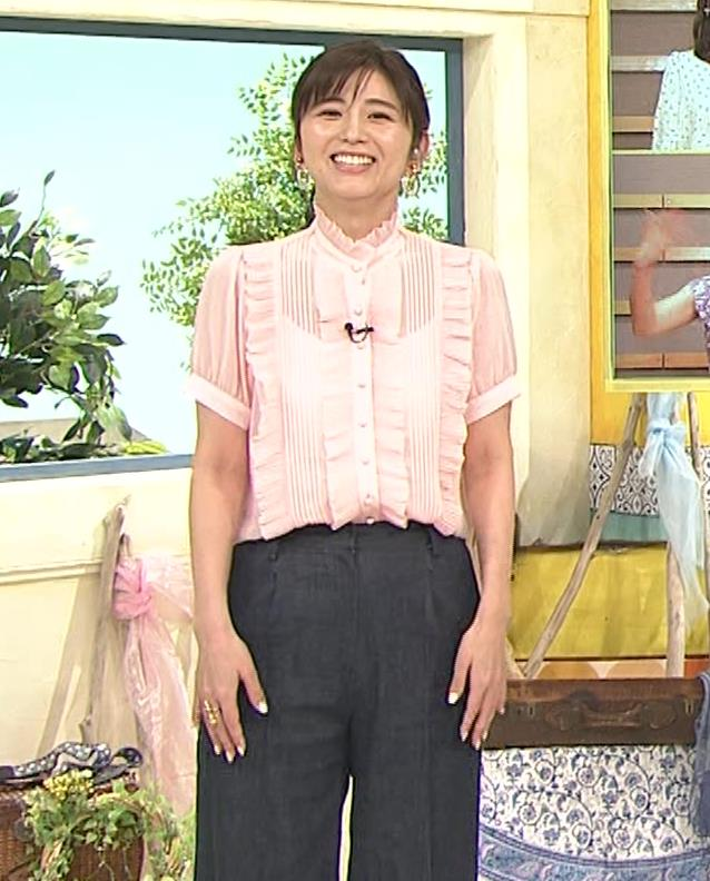宇賀なつみ ポニーテールキャプ・エロ画像7