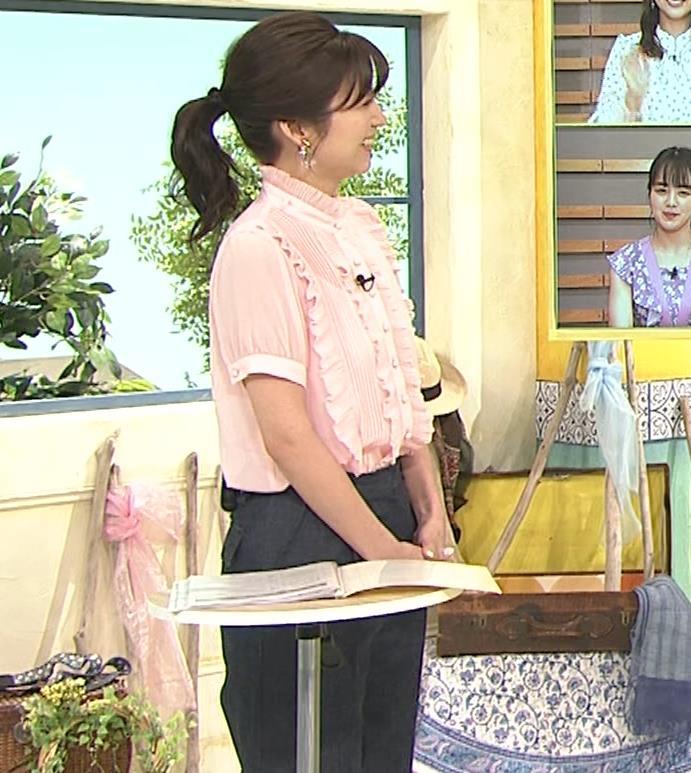 宇賀なつみ ポニーテールキャプ・エロ画像8
