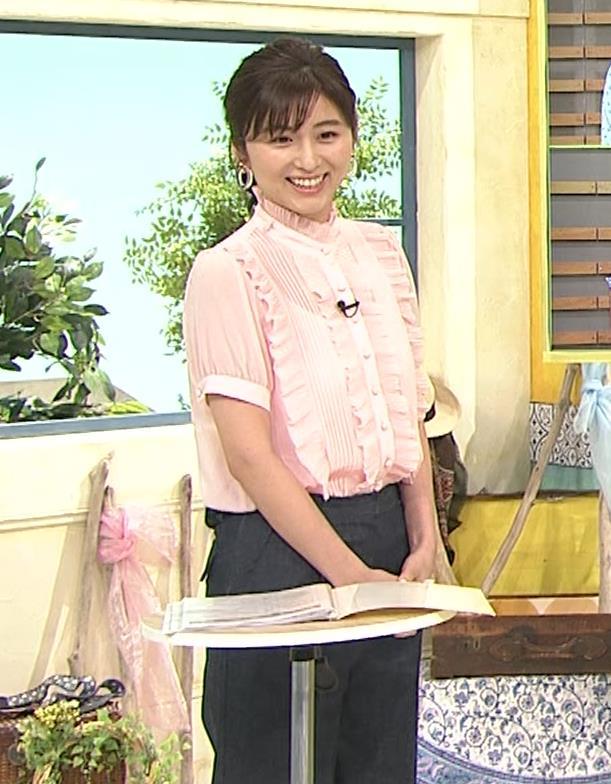 宇賀なつみ ポニーテールキャプ・エロ画像9