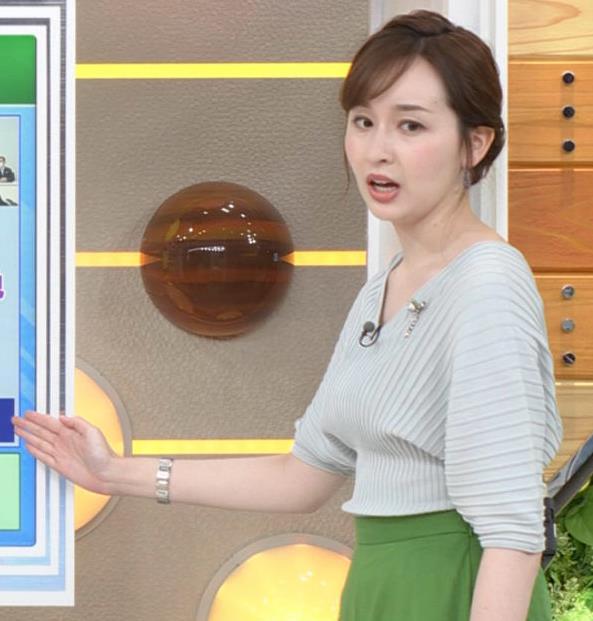宇賀神メグ 横乳キャプ・エロ画像4