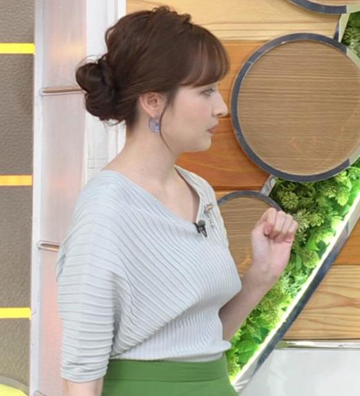 宇賀神メグ 横乳キャプ・エロ画像5